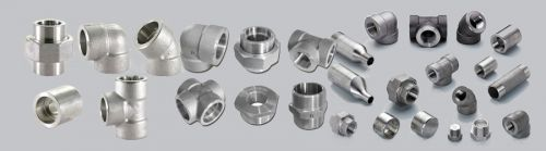 Alloys - Forged Fittings